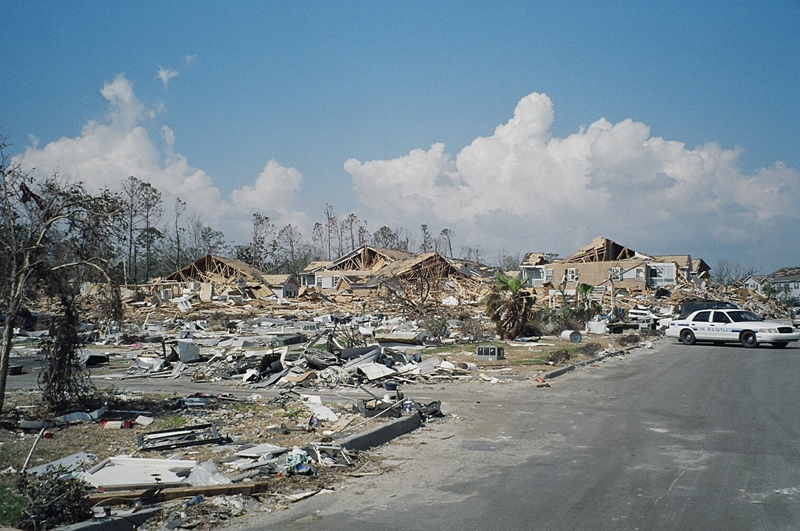 hurricane katrina a natural disaster Follow a day-by-day account of hurricane katrina's wrath, from its birth in the atlantic ocean to its catastrophic effects: flooded streets, flattened.